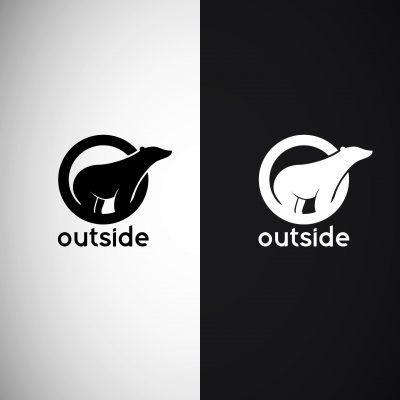 Grafický návrh loga - Zvieratá